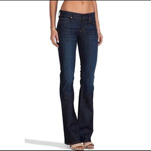 Citizens Of Humanity Kelly Low Rise Bootcut Dark